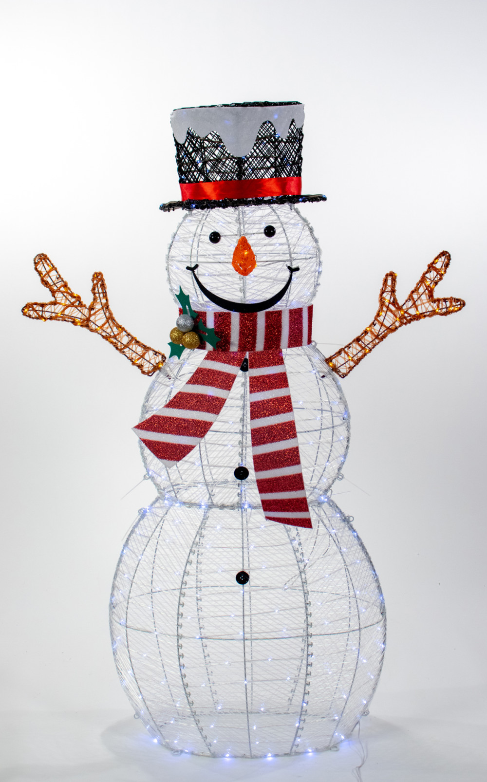 Arett Good Tidings LED Snowman