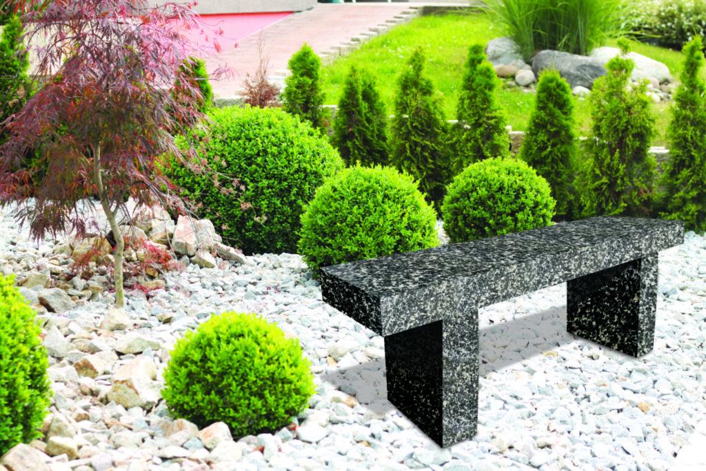 Stone-Age-Black-Granite-Bench